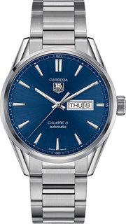 Швейцарские мужские часы в коллекции Carrera Мужские часы TAG Heuer WAR201E.BA0723