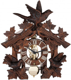Настольные часы с маятником Настольные часы Hermle 23028-030721