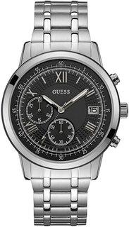 Мужские часы в коллекции Dress Steel Мужские часы Guess W1001G4