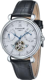 Мужские часы в коллекции Grand Calendar Мужские часы Earnshaw ES-8046-02