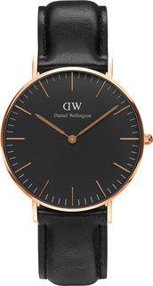 Женские часы в коллекции Classic Black Женские часы Daniel Wellington DW00100139