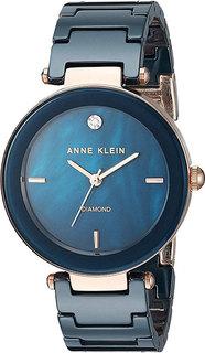 Женские часы в коллекции Diamond Женские часы Anne Klein 1018RGNV
