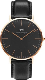 Мужские часы в коллекции Classic Black Мужские часы Daniel Wellington DW00100127