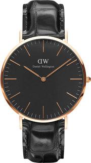 Мужские часы в коллекции Classic Black Мужские часы Daniel Wellington DW00100129
