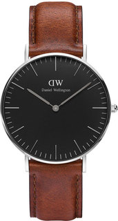 Женские часы в коллекции Classic Black Женские часы Daniel Wellington DW00100142