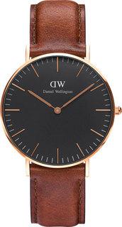 Женские часы в коллекции Classic Black Женские часы Daniel Wellington DW00100136