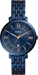 Женские часы в коллекции Jacqueline Женские часы Fossil ES4094