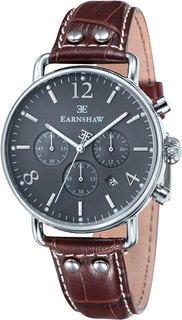 Мужские часы в коллекции Investigator Мужские часы Earnshaw ES-8001-04