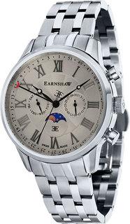 Мужские часы в коллекции Officer Мужские часы Earnshaw ES-0017-22