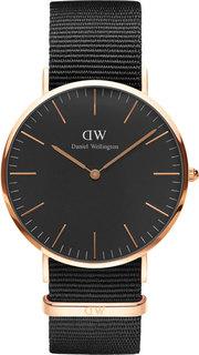 Мужские часы в коллекции Classic Black Мужские часы Daniel Wellington DW00100148