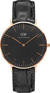 Женские часы в коллекции Classic Black Женские часы Daniel Wellington DW00100141