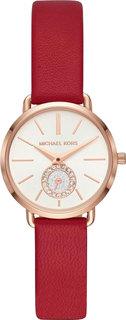 Женские часы в коллекции Petite Portia Женские часы Michael Kors MK2787