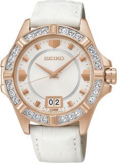Японские женские часы в коллекции SEIKO Lord Женские часы Seiko SUR800P1
