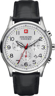 Швейцарские мужские часы в коллекции Classic Мужские часы Swiss Military Hanowa 06-4187.04.001