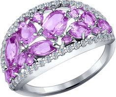 Серебряные кольца Кольца SOKOLOV 92011185_s