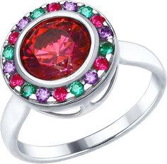 Серебряные кольца Кольца SOKOLOV 89010070_s
