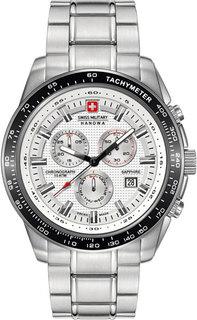 Швейцарские мужские часы в коллекции Challenge Мужские часы Swiss Military Hanowa 06-5225.04.001