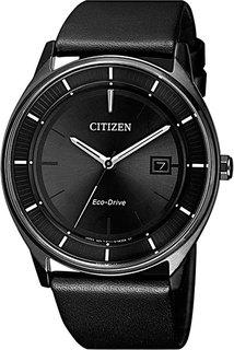 Японские мужские часы в коллекции Eco-Drive Мужские часы Citizen BM7405-19E