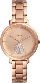Женские часы в коллекции Jacqueline Женские часы Fossil ES4438