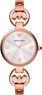 Женские часы в коллекции Gianni T-Bar Женские часы Emporio Armani AR1773