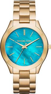 Женские часы в коллекции Runway Женские часы Michael Kors MK3492