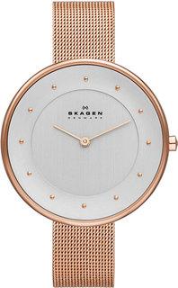 Женские часы в коллекции Gitte Женские часы Skagen SKW2142