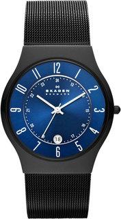 Мужские часы в коллекции Grenen Мужские часы Skagen T233XLTMN