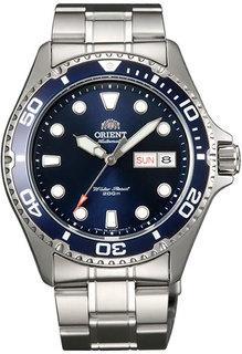 Японские мужские часы в коллекции Diving sports Мужские часы Orient AA02005D