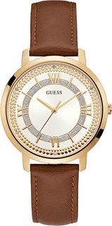 Женские часы в коллекции Dress Steel Женские часы Guess W0934L3
