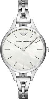 Женские часы в коллекции Aurora Женские часы Emporio Armani AR11054