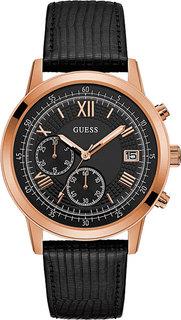 Мужские часы в коллекции Dress Steel Мужские часы Guess W1000G4