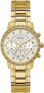 Женские часы в коллекции Sport Steel Женские часы Guess W1022L2