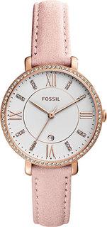 Женские часы в коллекции Jacqueline Женские часы Fossil ES4303