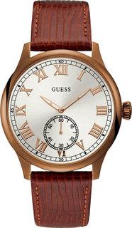 Мужские часы в коллекции Dress Steel Мужские часы Guess W1075G3