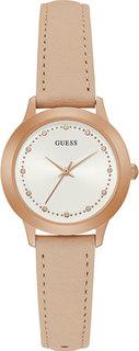 Женские часы в коллекции Dress Steel Женские часы Guess W0993L3