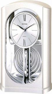 Настольные часы с маятником Настольные часы Rhythm 4RP745WT19