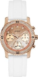 Женские часы в коллекции Sport Steel Женские часы Guess W1098L5
