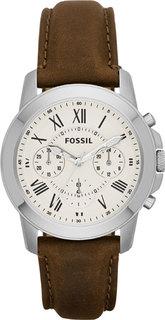 Мужские часы в коллекции Grant Мужские часы Fossil FS4839