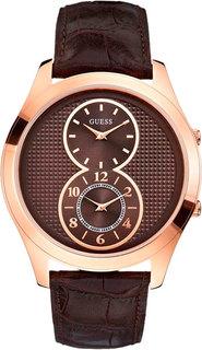 Мужские часы в коллекции Dress Steel Мужские часы Guess W0376G3