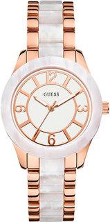 Женские часы в коллекции Sport Steel Женские часы Guess W0074L2