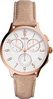 Женские часы в коллекции Abilene Женские часы Fossil CH3016