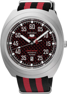 Японские мужские часы в коллекции SEIKO 5 Sports Мужские часы Seiko SRPA87K1