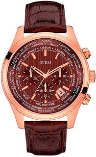 Мужские часы в коллекции Dress Steel Мужские часы Guess W0500G3