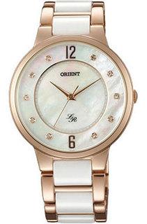 Японские женские часы в коллекции Lady Rose Женские часы Orient QC0J002W