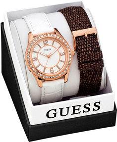 Женские часы в коллекции Box Set Женские часы Guess W0512L1