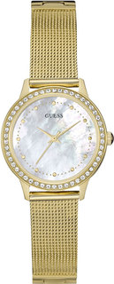 Женские часы в коллекции Dress Steel Женские часы Guess W0647L3