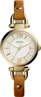 Женские часы в коллекции Georgia Женские часы Fossil ES4000