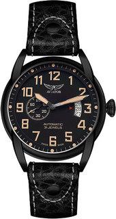 Швейцарские мужские часы в коллекции Bristol Scout Мужские часы Aviator V.3.18.5.162.4