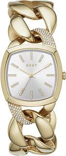 Женские часы в коллекции Chain Game Женские часы DKNY NY2570