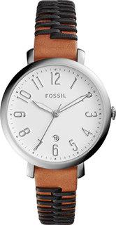 Женские часы в коллекции Jacqueline Женские часы Fossil ES4208